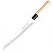 Нож кухонный для сашими односторонняя заточк L=33/21см