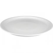 Блюдо круглое «Кунстверк» D=31.5, H=3см; белый
