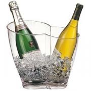 Ведро для шампанск.на 2 бут.d=30.5*21.5 см