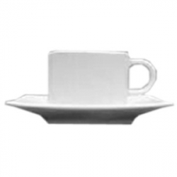 Чашка коф «Виктория-отель» 80мл фарфор