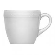 Чашка чайн.высокая «Штутгарт», фарфор, 180мл, белый