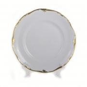 Набор тарелок 24 см. 6 шт. «Декор 6172»
