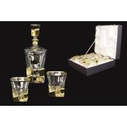 Набор для виски:штоф +6 стаканов