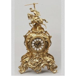 Часы «Всадник» 41х25см.