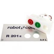 Панель управления для R201