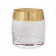 Набор стаканов 230 мл. 6 шт. «Идеал-Золотая дорожка»