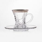 Набор чайный на 6 перс. 12 пред. «Кристалайт - 375495»