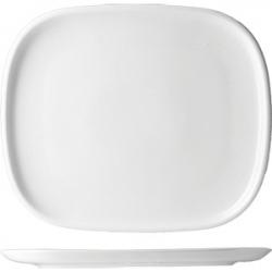 Блюдо прямоуг «Капри» 31*26см фарфор