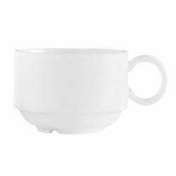Чашка кофейная «Эмбасси вайт», фарфор, 100мл