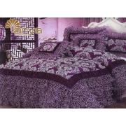 Покрывало Ария Сатин с декор. подушкой MASSIMO 250х260
