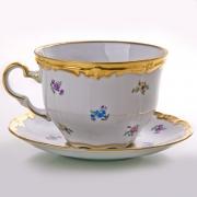 Набор чайный 2 пред. «Мейсенский цветок»