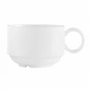 Чашка чайная «Эмбасси вайт», фарфор, 270мл