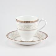 Набор 6 кофейных пар 100 мл «Палаццо»