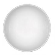 Салатник «Мэтр», фарфор, D=12см, белый