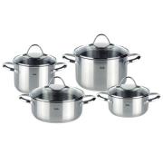 Набор посуды из 4-х предметов Fissler paris