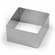 Набор кондит.форм «Квадрат» 6шт.8*8см