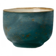 Стопка для саке «Крафт», фарфор, 52мл, D=53,H=37мм, синий