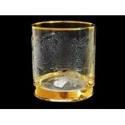 Стакан для виски Золото внизу