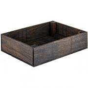 Ящик для подачи прямоуг.с бортом