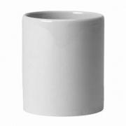Стакан «Тейст вайт», фарфор, 160мл, D=65,H=75мм, белый