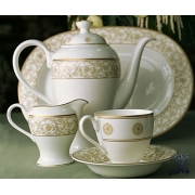 Сервиз чайный на 6 персон, 17 предметов. «Императорский»