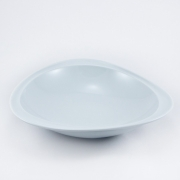 Тарелка суповая 21,5*22см. Муд «Белое»
