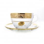 Набор для чая на 240мл.6перс «Богемия»