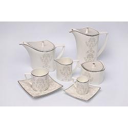 Сервиз чайный на 6 персон, 17 предметов. «Париж»