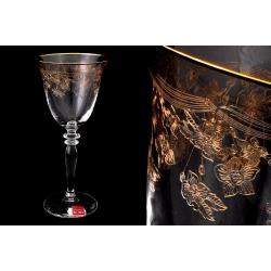 Набор бокалов для вина «Вьюнок» (6 шт - 0.26 л)