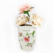 Ваза для цветов 15см