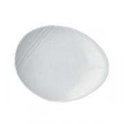 Тарелка «Органикс» 20.25см фарфор