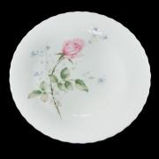 Набор 6 тарелок подстановочных 27см. «Апрельская роза»