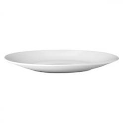 Тарелка «Монако вайт» 25.5см фарфор