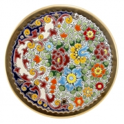 Тарелка декоративная 21 см