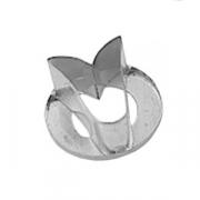 Резак «Лилия»; сталь нерж.; D=5см
