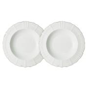 Набор из 2-х суповых тарелок Бьянка