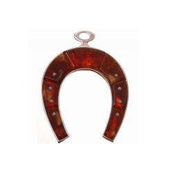 Сувенир «Янтарная подкова»