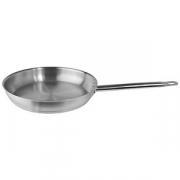 Сковорода, сталь нерж., D=30см