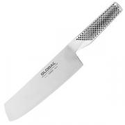 Нож для овощей «Глобал»; сталь нерж.; L=18см