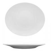 Тарелка мелк. «Рита», фарфор, D=30см, белый