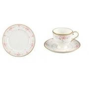 Набор 18пр. чайный «Розанна розовая»