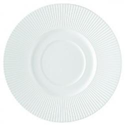 Блюдце «Жансан» d=14.5см фарфор