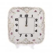 Часы квадратные 26 см. «Бернадотт Ивори»
