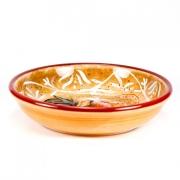 Набор 4 тарелки суповые 23см. «Лильский Петух»