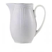 Молочник «Торино вайт», фарфор, 142мл, белый