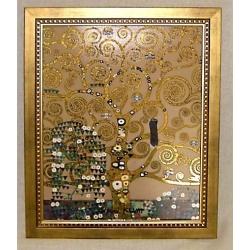 Картина «Дерево жизни» 31х38 см. Серия Klimt. Подарочная упаковка