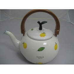 Чайник 2,3л. «Лимоны»