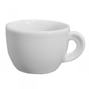Чашка для капучино «Эдекс», фарфор, 190мл, белый