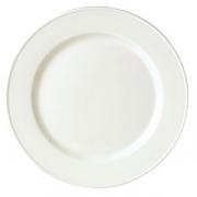 Тарелка пирожк. «Айвори» 15,7см фарфор