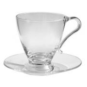 Чашка с блюдцем  220 мл